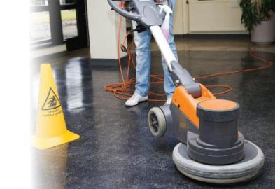 Polished performance - The basics of floor cleaning