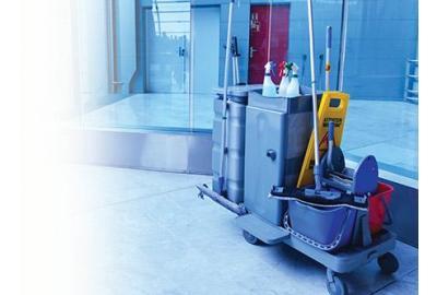 Germ warfare - Good hygiene leads to a healthy workplace