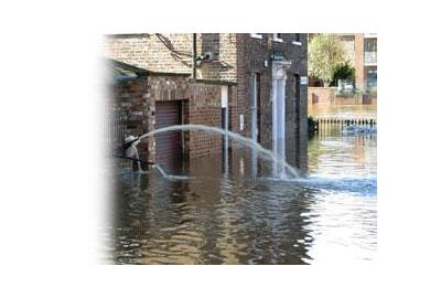 Keeping your head above water - Combating the rising tide of extreme weather events