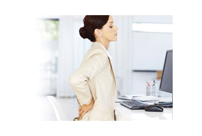 Are you sitting comfortably? - your guide to back support at work