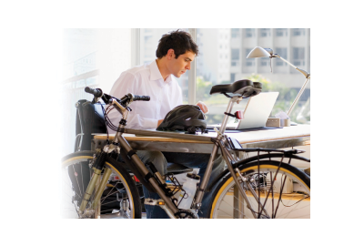 Cycle to work - The benefits of pedal power in the workplace