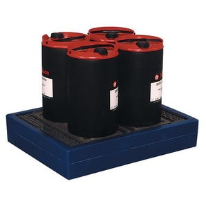 Can trays  - For 4 x 25L cans