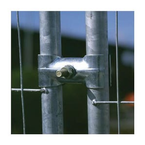 Panel fencing - Couplers