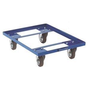 Euro container dollies - 800 x 600mm