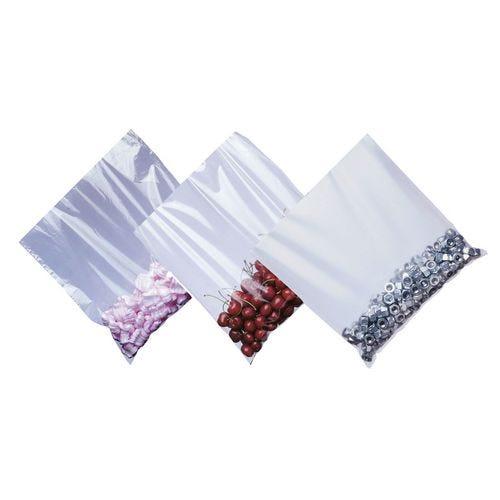 Plain polythene bags