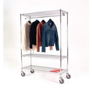 Super Erecta® garment storage units - Mobile