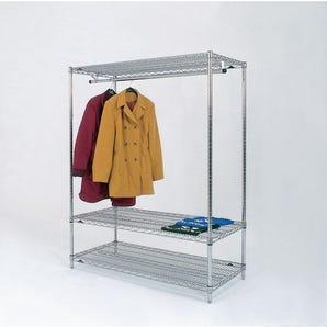 Super Erecta® garment storage unitst- Static