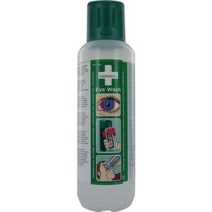 Neutralising eye wash 500ml bottle