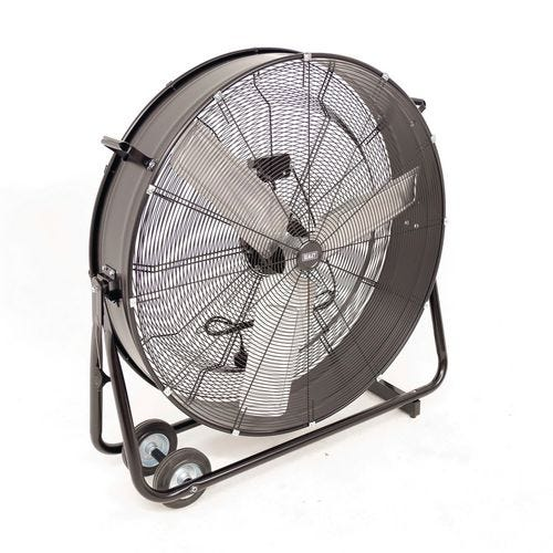 36 inch Industrial high velocity drum fan