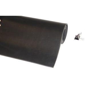 Fluted rubber matting, 1m cut length - 6mm thickness, 910mm width