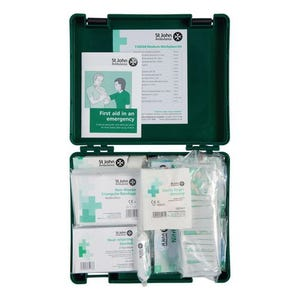 BS8599-1:2019 Workplace first aid kit - large
