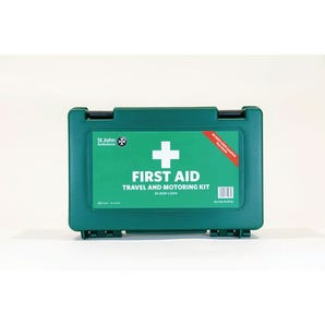 BS8599-1:2019 Vehicle and travel first aid kit
