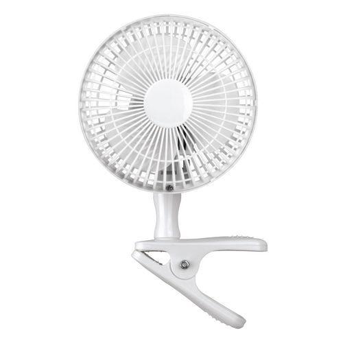 Clip on desk fan - 6