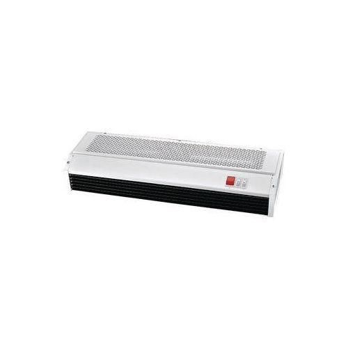 Over door air heater/fan cooler