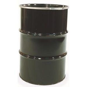Open top steel drums - UN certified for group 2 hazardous liquids