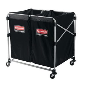 Rubbermaid  X cart - frame only - 300 litre