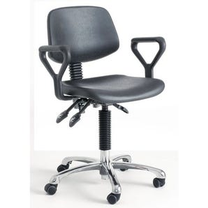 Low deluxe polyurethane chair