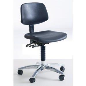 Low heavy duty 160KG/ 25 stone polyurethane chair