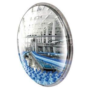 Industrial stainless steel mirror