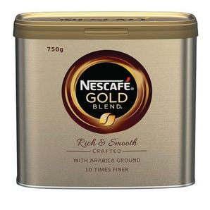 Nescafe gold blend coffee