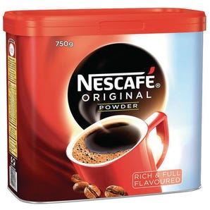 Nescafe original coffee granuals
