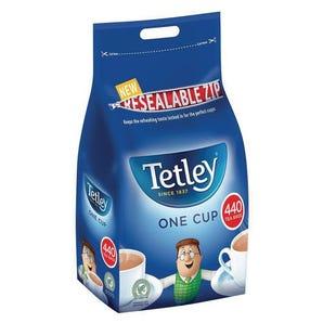 Tetley 440 1 cup teabags