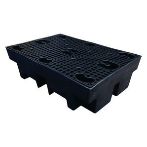 Recycled sump pallet