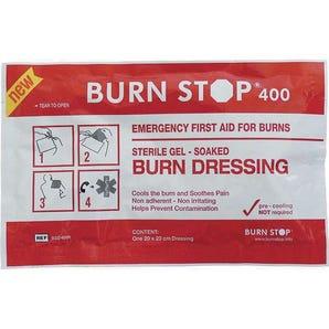 Burn stop dressing - 20 x 20cm