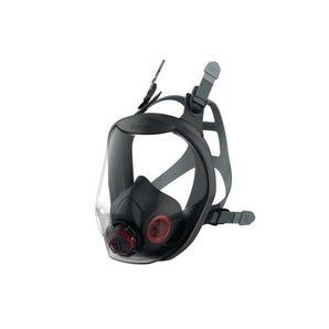 Force 10 Twin cartridge full face respirator