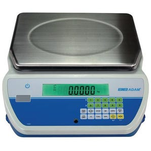Bench check weighing scales