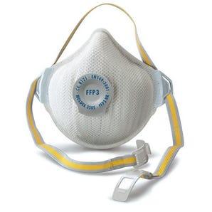 Moldex Air valved FFP3 disposable face mask