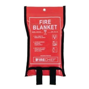 BSEN1869 Fire blanket in soft pack