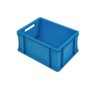 Coloured Euro containers - pack of 5