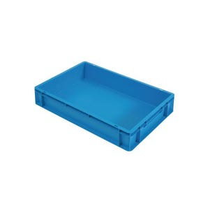 Coloured Euro containers - pack of 2
