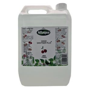 Alcohol free 5L hand sanitising solution