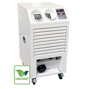 Commercial portable low GWP air conditioner 6kW