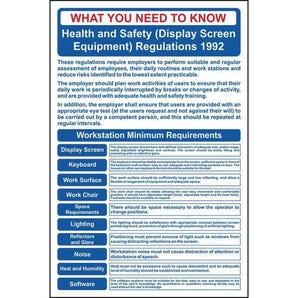Dse regulations sign