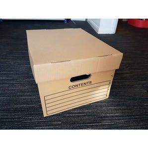 Heavy duty archive box