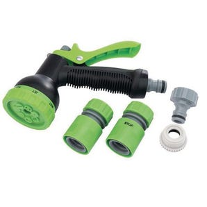 5 Piece spray gun kit & fittings