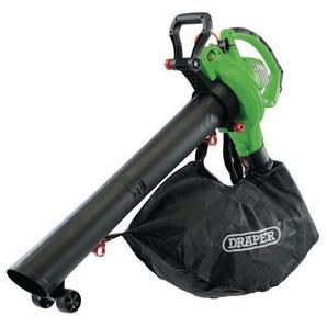 3 in 1 Garden vacuum, leaf blower and mulcher
