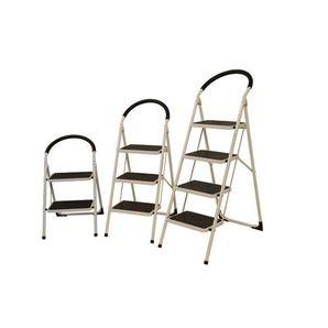 Folding step stools
