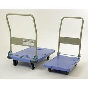 Silentmaster® folding platform trucks