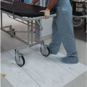 Clean room sticky tacky mats - bulk packs