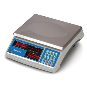 Weigh and count bench-top scales