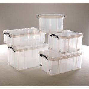 The Really Useful Box® containers