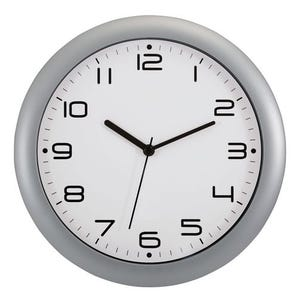 Coloured wall clock - 300mm