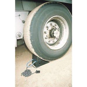 Heavy duty wheel chocks