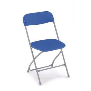 Economy folding chairs