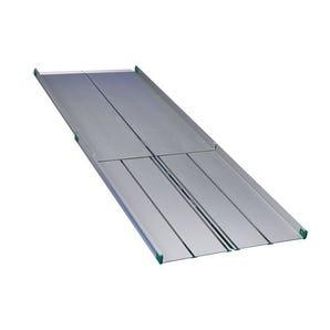 Telescopic aluminium access ramps
