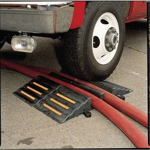Hose & cable protector ramps